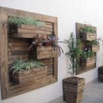 Wonderful Diy Vertical Pallet