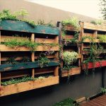 Wood Pallet Vertical Garden Your Wall Pallets