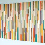 Wood Wall Art Large Sculpture Decor Colour Trends Modern
