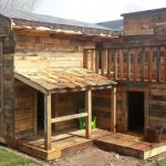 Wooden Pallet House Plans Wood