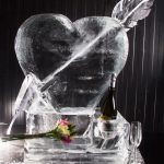 Yorkshire Wedding Ideas Ice Sculpture Sand Your